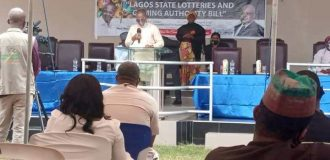 Lottery companies to pay 'N20m licence fee' in Lagos