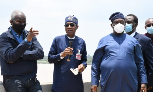 Lai: Buhari will leave a legacy of massive infrastructure