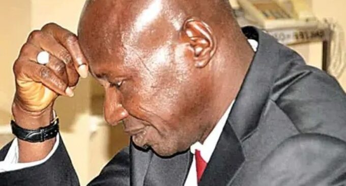 Salami panel recommends Magu's sack as EFCC boss