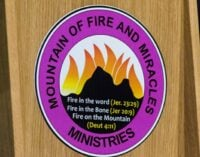 FLASHBACK: How UK commission appointed interim managers for MFM, Christ Embassy