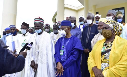 El-Rufai commends traditional ruler who united warring southern Kaduna communities