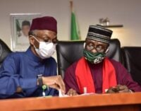 El-Rufai to CAN leaders: We're committed to ending the violence that has affected Kaduna for 40 years