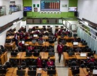 Investors gain N3bn as stock market shakes off economic contraction