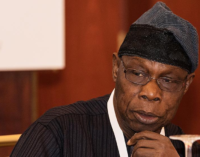 Obasanjo, the failed state and gangrene on Nigeria's foot