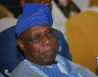 Obasanjo: Why I've been rejecting Gani Adams' request to visit me
