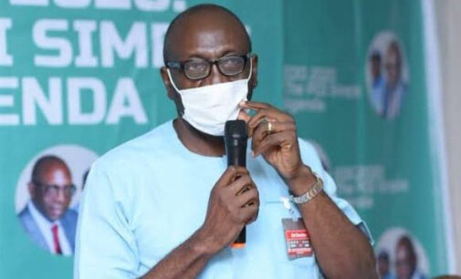 Disqualification suit: Court orders posting of hearing notice on Ize-Iyamu's residence