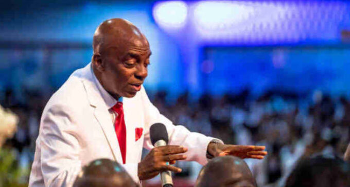 'It'll be a sacrilege to shoot protesters' — Oyedepo declares support for #EndSARS