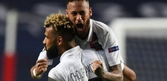 PSG beat Atalanta to secure first UCL semi-final spot in 25 years