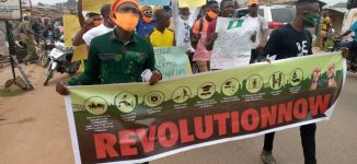 Why the colour of #RevolutionNow was not Arab Spring-red