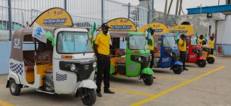 Stallion-Bajaj kicks off First Keke Rally in Nigeria