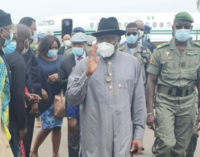 Jonathan: Why military junta refused to release ousted Mali president