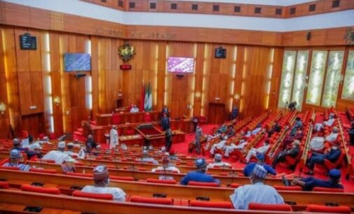 MATTERS ARISING: How reliable is the voice-vote system as used by the senate?