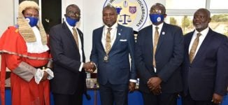 Amolegbe sworn in as Chartered Institute of Stockbrokers president, describes NSE as world class