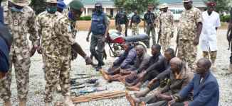 Eight arrested over southern Kaduna killings