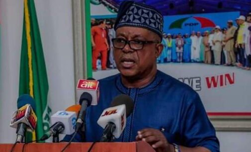 Secondus to presidency: Stop insulting OBJ… accept his words of wisdom