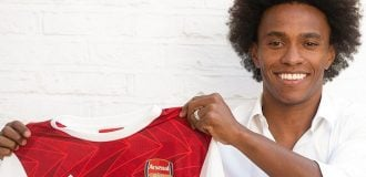 Arsenal sign Willian, ex-Chelsea midfielder, on free transfer