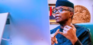 Osinbajo: There's need to take another look at amended NBC code
