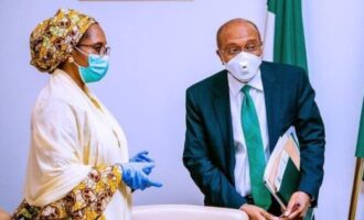 Zainab Ahmed: Finance ministry working with CBN to close exchange rates gap