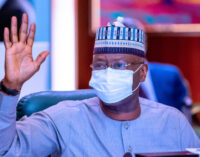 Boss Mustapha: We must stop saying Nigeria not working — there's power in the tongue