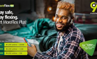 Enjoy more call minutes and data on Moreflex-plus
