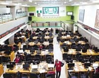 Gains in Zenith, GTB boost stock market performance by 0.3%, investors gain N39.6bn