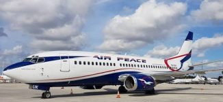 Air Peace sacks pilots over COVID-19 crisis