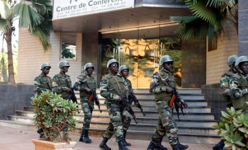 ICYMI: Mali's military seeks to hold on to power for three years