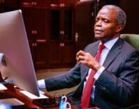 Osinbajo asks pastors aggrieved over CAMA to approach national assembly