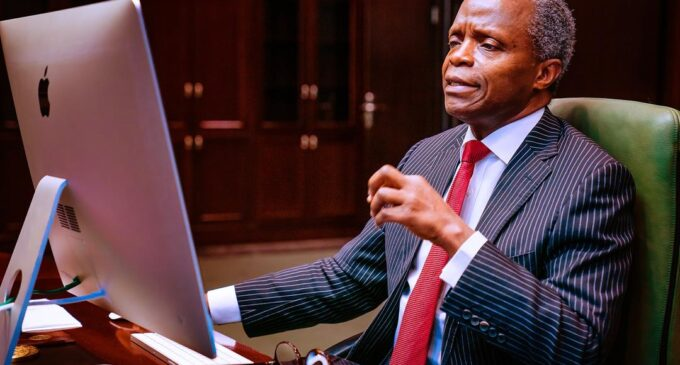 Osinbajo: Refineries will keep having the same problem if left to government