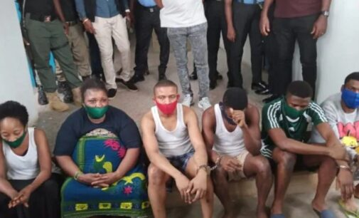 I got N1m from my landlady to kill UNIBEN student for ritual, suspect claims