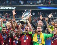 UEFA okays return of fans for Super Cup
