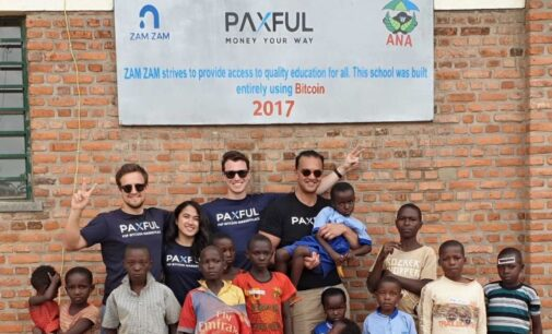 Paxful breaks ground on fourth in 100-school initiative