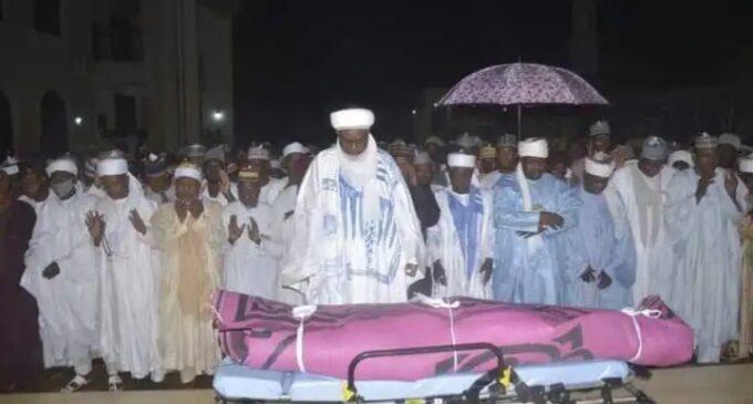 Wamakko's daughter dies during childbirth