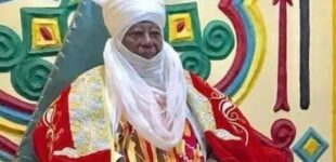 Emir of Zazzau is dead