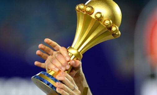 AFCON trophy 'stolen' in Egypt