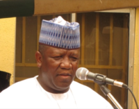 'I know how the game is played' — Yari indicates interest in leading APC