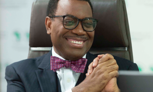 Adesina sworn in for second term as AfDB president