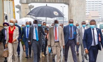 Lagos-Ibadan rail: Amaechi laments over Chinese contractor's failure to meet target