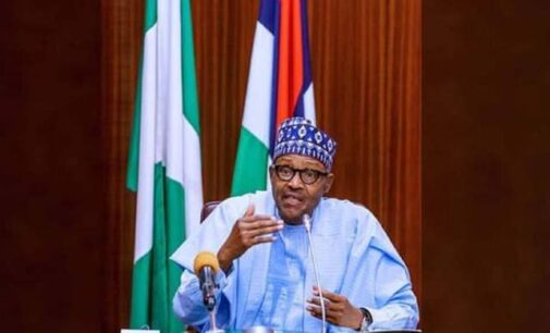 I was disgusted by foreign media coverage of #EndSARS violence, says Buhari
