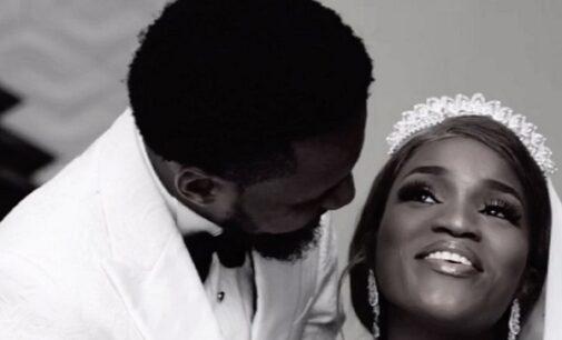 Nollywood's Bukunmi Oluwasina weds lover of 11 years