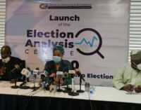 CDD: There is potential violence in Ondo guber poll