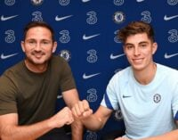 Chelsea sign Kai Havertz for £71m