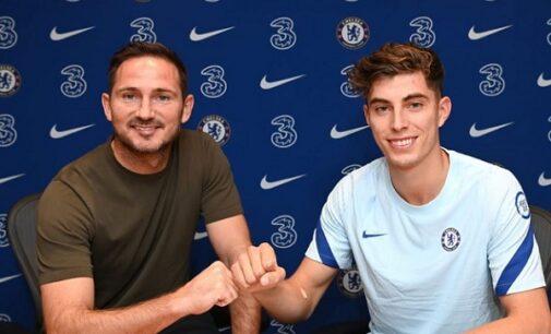 Chelsea sign Kai Havertz for £71m