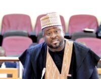 'He's destroying the not too young to run agenda' — reactions as Desmond Elliot backs godfatherism