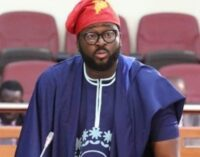 'I'm a product of godfatherism' — Desmond Elliot tackles Obaseki