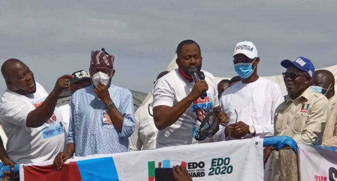 Desmond Elliot, Okunbor, 'Kabaka'… those who contributed to Ize-Iyamu's loss