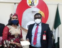EFCC hands over 'N148m recovered loot' to Kwara