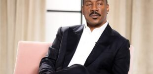 Eddie Murphy wins Emmy for 'SNL' — 40 years after first nomination
