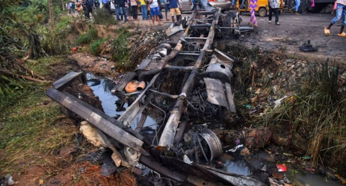 LASEMA: Dispute between truck driver, supervisor led to gas explosion