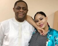 Fani-Kayode threatens lawsuit over 'domestic violence' report amid divorce rumours